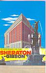 Sheraton Gibson Hotel, Cincinnati, Ohio