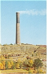 Click here to enlarge image and see more about item p2247: Great Falls MT Smelter Stack Postcard