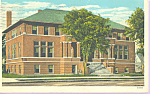 Click here to enlarge image and see more about item p22552: YMCA Building, Columbus Nebraska