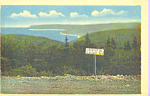 Click here to enlarge image and see more about item p22618: Cabot Trail Cape Breton Nova Scotia Canada p22618