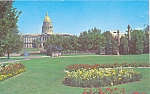 Click here to enlarge image and see more about item p22633: Colorado State Capitol, Denver, Colorado