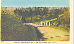 Click here to enlarge image and see more about item p22634: King s Highway Glasgow Nova Scotia Canada p22634
