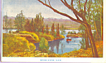 Click here to enlarge image and see more about item p22640: River Scene, NSW, Australia