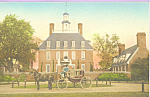 Governor's Palace, Williamsburg,Virginia