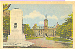 Click here to enlarge image and see more about item p22727: City Hall Halifax Nova Scotia Canada p22727