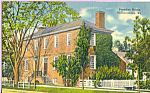 Paradise House,Williamsburg,Virginia