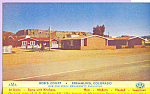 Click here to enlarge image and see more about item p22774: Bob's Court, Kremmling, Colorado