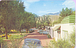 Click here to enlarge image and see more about item p22781: Sleepy Hollow Motel, Colorado Springs Colorado cars