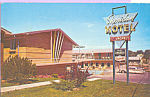 Click here to enlarge image and see more about item p22786a: Sheridan Motel,Denver Colorado