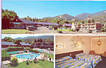 Click here to enlarge image and see more about item p22787: Silver Saddle Motel Manitou Springs Colorado  p22787