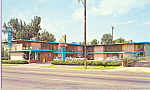 Click here to enlarge image and see more about item p22790: Anchor Motel  Denver Colorado p22790