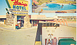 Click here to enlarge image and see more about item p22809: Flamingo Hotel, Yuma, Arizona