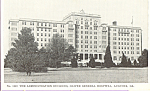 Click here to enlarge image and see more about item p22875: Oliver General Hospital Augusta GA Admin Bldg p22875