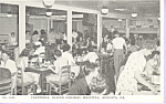 Click here to enlarge image and see more about item p22884: Oliver General Hospital,Augusta, Cafeteria
