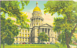 Click here to enlarge image and see more about item p22894: State Capitol, Denver, Colorado