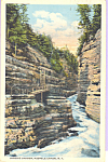 Click here to enlarge image and see more about item p22930: Jacob's Ladder, Ausable Chasm, New York