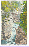 Click here to enlarge image and see more about item p22931: Devil's Punch Bowl, Ausable Chasm, New York
