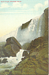 Rock of Ages Niagara Falls Postcard p22945