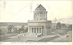 Click here to enlarge image and see more about item p22963: Grants Tomb, New York City