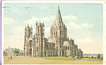 Click here to enlarge image and see more about item p22964: Cathedral of St John The Divine, New York City
