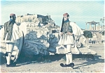 Click here to enlarge image and see more about item p2305: Athens Greece Postcard
