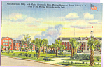 Click here to enlarge image and see more about item p23062: Administration Bldg,Marine Barracks, Parris Island