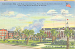 Click here to enlarge image and see more about item p23073: Administration Bldg,Marine Barracks, Parris Island
