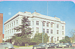 Cumberland County Court House, Fayetteville,cars 40s