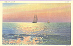 Ocean Twilight Sailing Vessels