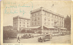 Hotel Pontiac  Oswego New York p23153 cars 20s
