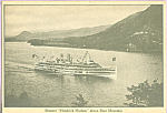 Steamer Hendrick Hudson above Bear Mountain p23169