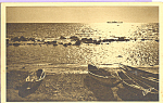 Click here to enlarge image and see more about item p23221: Crepuscule sur la Corniche, Dakar, Senegal