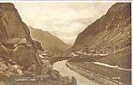 Llanberg Pass Wales