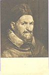 Pope Innocent X Velazquez Postcard p23267
