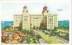 Click here to enlarge image and see more about item p23304: Hotel Nacional de Cuba