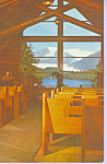 Click here to enlarge image and see more about item p23334: Chapel by the Lake  Juneau Alaska p23334