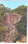 Click here to enlarge image and see more about item p23348: Wolf Rock Catoctin Mountain Park Maryland p23348