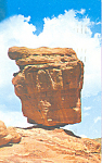 Click here to enlarge image and see more about item p23349: Balanced Rock,Garden of the Gods,Colorado