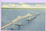 Sunshine Skyway Bridge Florida p23364