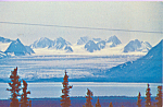 Click here to enlarge image and see more about item p23397: Tazlina Glacier, Alaska