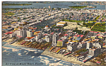 Air View of Miami Beach Florida p23425