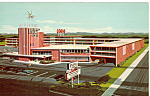 Albert Pick Motel Louisville Kentucky Postcard p23465