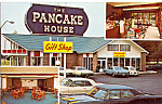 The Pancake House Fayetteville North Carolina Old Car p23479