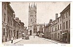 Click here to enlarge image and see more about item p23497: St Mary's Church Warwick