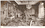 The Cedar Room, Warwick Castle Interior, Warwick