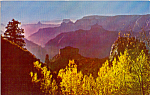 Click here to enlarge image and see more about item p23539: Grand Canyon National Park AZ From Point Imperial p23539