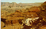 Click here to enlarge image and see more about item p23550: Grand Canyon National Park AZ From Yavapai Point p23550