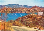 Click here to enlarge image and see more about item p2356: Acapulco Panorama Postcard