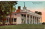 Washington's Mansion, Mount Vernon, Virginia