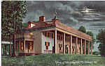 Washington's Home, Mount Vernon, Virginia